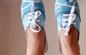 Bez Ayakkabı Nasıl Boyanır? 2
