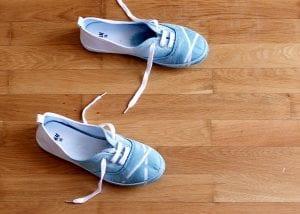 Bez Ayakkabı Nasıl Boyanır? 3