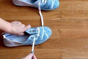 Bez Ayakkabı Nasıl Boyanır? 4
