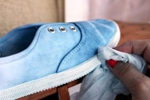 Bez Ayakkabı Nasıl Boyanır? 6