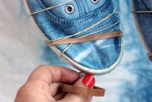 Bez Ayakkabı Nasıl Boyanır? 7