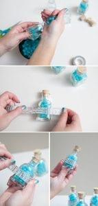 Cam Şişe Bebek Şekeri Evde Nasıl Hazırlanır 6