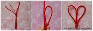 DIY, Hasır Kalp Nasıl Yapılır? 9