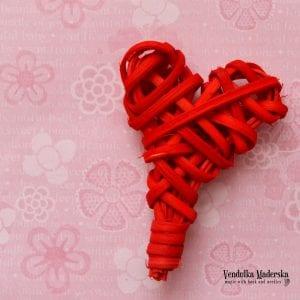 DIY, Hasır Kalp Nasıl Yapılır? 4