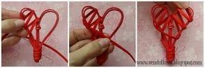 DIY, Hasır Kalp Nasıl Yapılır? 8