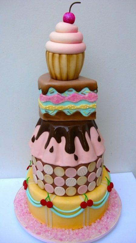 En Yeni Butik Pasta Modelleri 21