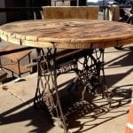 Eski Dikiş Makinalarıyla Dekoratif Fikirler 13