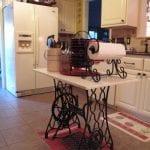 Eski Dikiş Makinalarıyla Dekoratif Fikirler 28