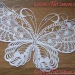Kağıt Kesme Sanatı Örnekleri 10