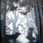 Kağıt Kesme Sanatı Örnekleri 15
