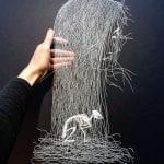 Kağıt Kesme Sanatı Örnekleri 18