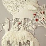 Kağıt Kesme Sanatı Örnekleri 23