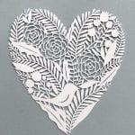 Kağıt Kesme Sanatı Örnekleri 25