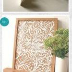 Kağıt Kesme Sanatı Örnekleri 26