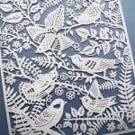 Kağıt Kesme Sanatı Örnekleri 2
