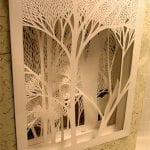 Kağıt Kesme Sanatı Örnekleri 30