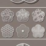 Kağıt Kesme Sanatı Örnekleri 33