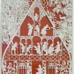 Kağıt Kesme Sanatı Örnekleri 3