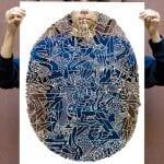 Kağıt Kesme Sanatı Örnekleri 58