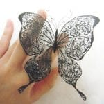 Kağıt Kesme Sanatı Örnekleri 60