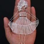 Kağıt Kesme Sanatı Örnekleri 72