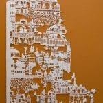 Kağıt Kesme Sanatı Örnekleri 74