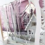 Kağıt Kesme Sanatı Örnekleri 87