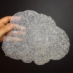 Kağıt Kesme Sanatı Örnekleri 90