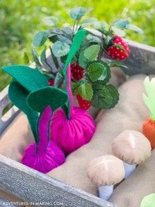 Keçe Sebze Bahçesi Yapılışı 15
