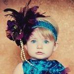 Kız Bebek Saç Bandı Mdoleleri
