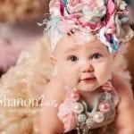 Kız Bebek Saç Bandı Mdoleleri 1
