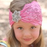 Kız Bebek Saç Bandı Modelleri 13