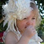 Kız Bebek Saç Bandı Modelleri 15