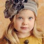 Kız Bebek Saç Bandı Modelleri 16