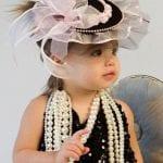 Kız Bebek Saç Bandı Modelleri 19