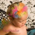 Kız Bebek Saç Bandı Modelleri 20