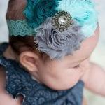 Kız Bebek Saç Bandı Modelleri 21