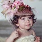 Kız Bebek Saç Bandı Modelleri 23