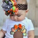 Kız Bebek Saç Bandı Modelleri 30