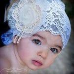 Kız Bebek Saç Bandı Modelleri 31