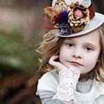 Kız Bebek Saç Bandı Modelleri 36