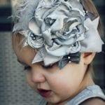 Kız Bebek Saç Bandı Modelleri 42