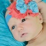 Kız Bebek Saç Bandı Modelleri 43