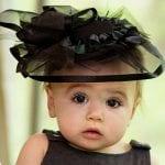 Kız Bebek Saç Bandı Modelleri 46