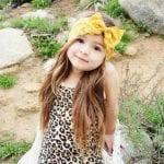 Kız Bebek Saç Bandı Modelleri 47