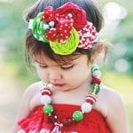 Kız Bebek Saç Bandı Modelleri 49