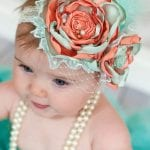 Kız Bebek Saç Bandı Modelleri 52