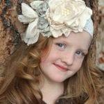 Kız Bebek Saç Bandı Modelleri 56