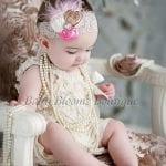 Kız Bebek Saç Bandı Modelleri 62