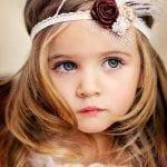 Kız Bebek Saç Bandı Modelleri 67